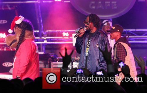 Snoop Dogg, Hard Rock Cafe Las and Vegas 9