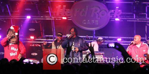 Snoop Dogg, Hard Rock Cafe Las and Vegas 6