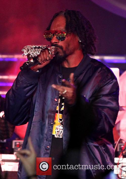 Snoop Dogg, Hard Rock Cafe Las and Vegas 19