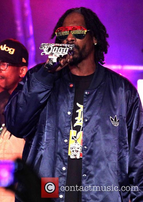 Snoop Dogg, Hard Rock Cafe Las and Vegas 4