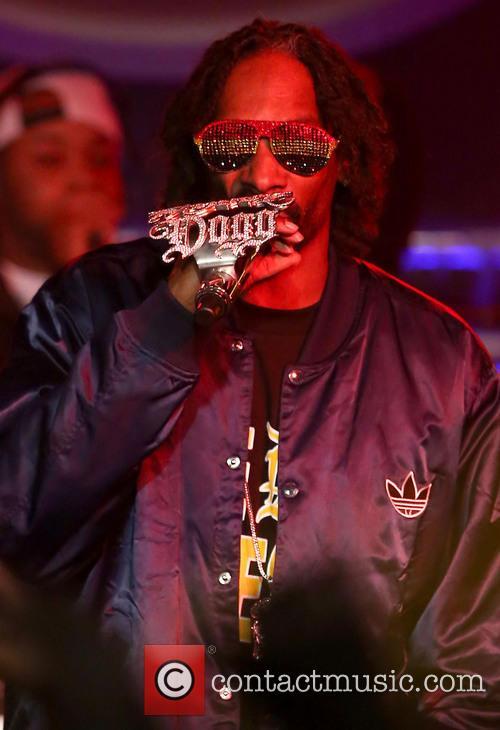 Snoop Dogg, Hard Rock Cafe Las and Vegas 22