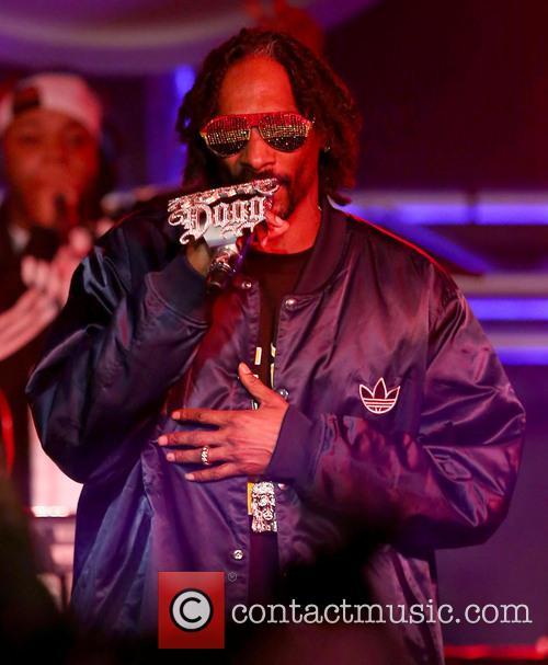 Snoop Dogg, Hard Rock Cafe Las and Vegas 26