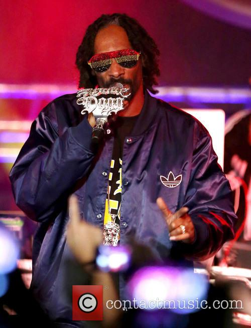 Snoop Dogg, Hard Rock Cafe Las and Vegas 21