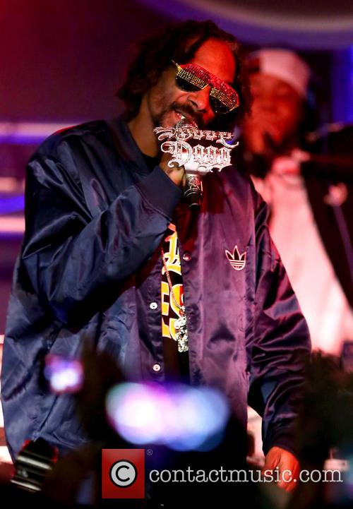 Snoop Dogg, Hard Rock Cafe Las and Vegas 1