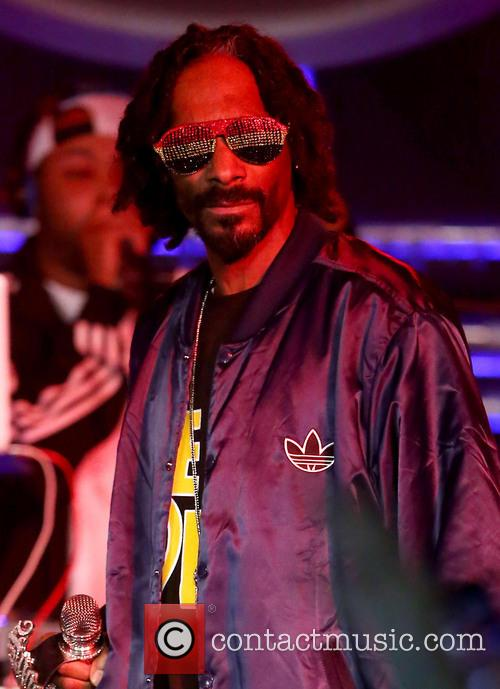 Snoop Dogg, Hard Rock Cafe Las and Vegas 11