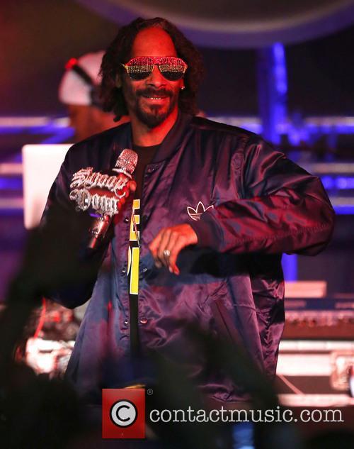 Snoop Dogg, Hard Rock Cafe Las and Vegas 20