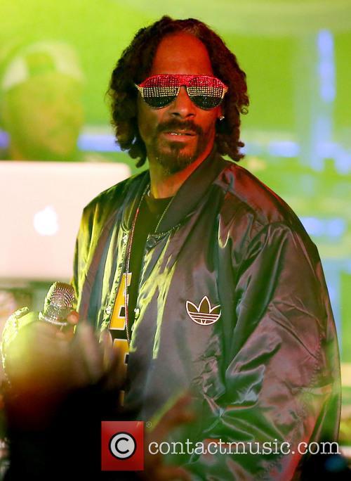 Snoop Dogg, Hard Rock Cafe Las and Vegas 24