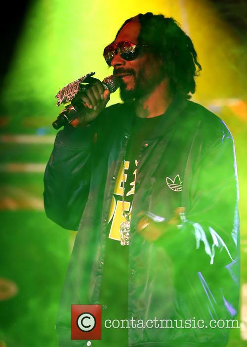 Snoop Dogg, Hard Rock Cafe Las and Vegas 12