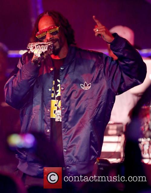Snoop Dogg, Hard Rock Cafe Las and Vegas 5