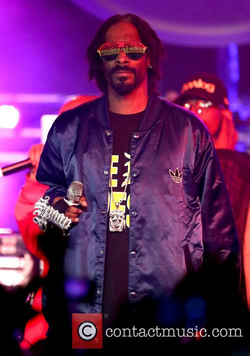 Snoop Dogg, Hard Rock Cafe Las and Vegas 9