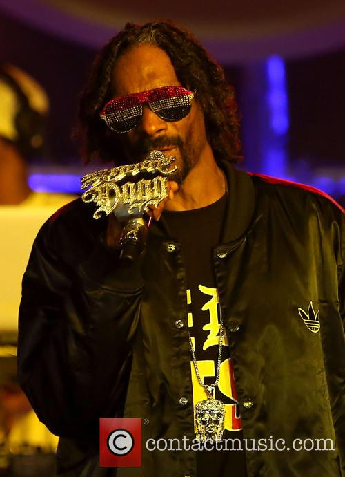Snoop Dogg, Hard Rock Cafe Las and Vegas 8