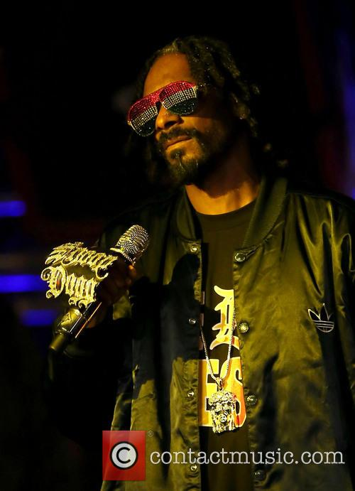 Snoop Dogg, Hard Rock Cafe Las and Vegas 6