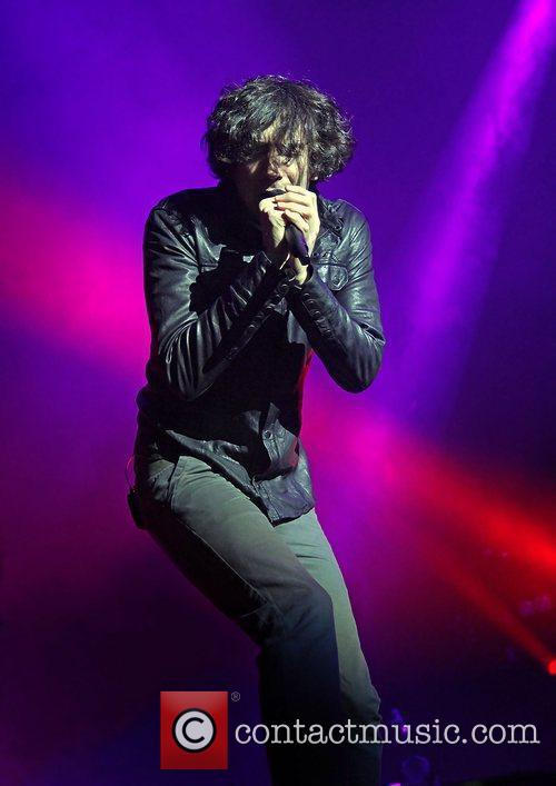 Gary Lightbody, Snow Patrol and Liverpool Echo Arena 7