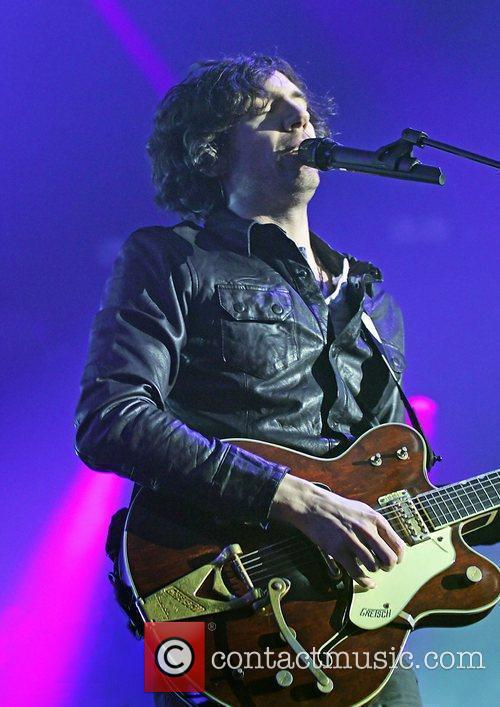 Gary Lightbody, Snow Patrol and Liverpool Echo Arena 8