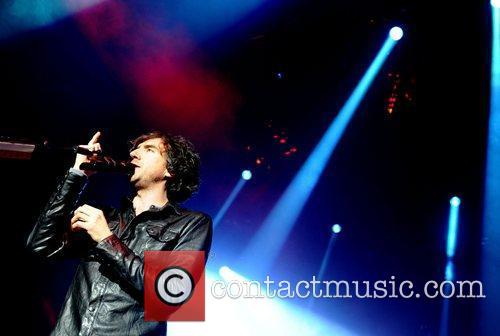 Gary Lightbody and Ahoy Stadium 10