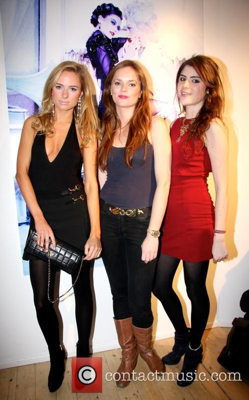 Kimberley Garner, Ellie Lyons and Lexi Abrahms 1