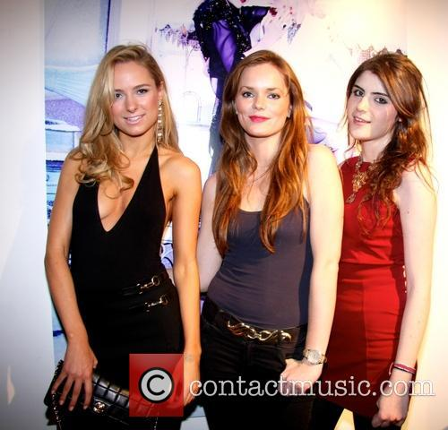 Kimberley Garner, Ellie Lyons and Lexi Abrahms 3