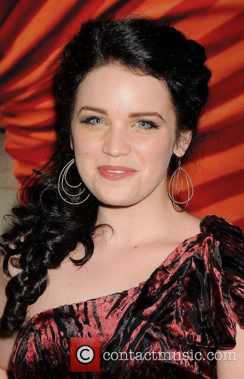 Lindsay Pearce  'A Snow White Christmas' opening...