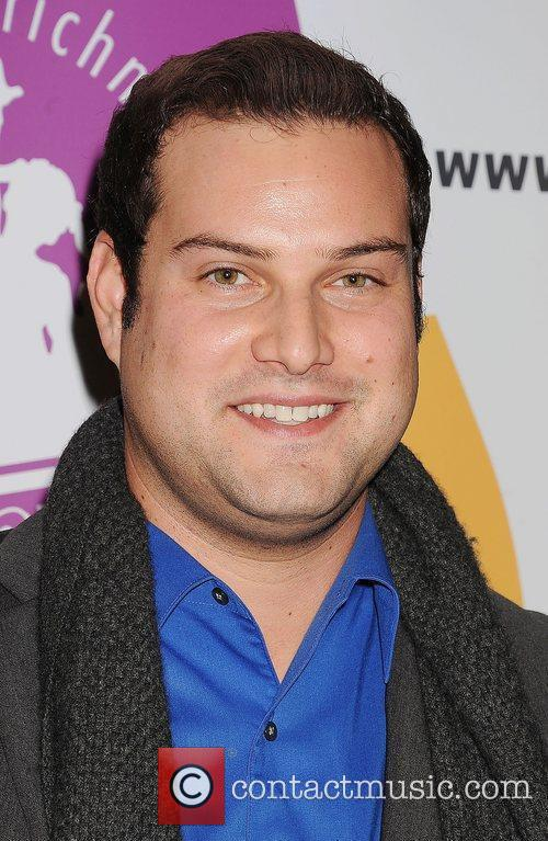 Max Adler  'A Snow White Christmas' opening...