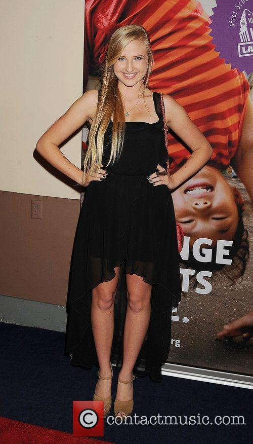 Veronica Dunne  'A Snow White Christmas' opening...