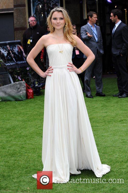 Amber Atherton  World Premiere of Snow White...