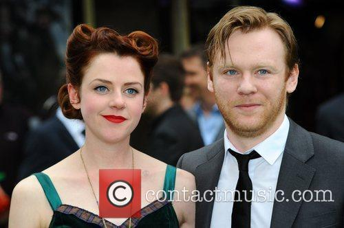 Brian Gleeson and guest  World Premiere of...