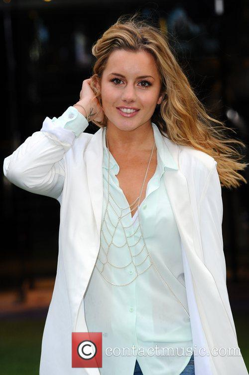 Caggie Dunlop  World Premiere of Snow White...