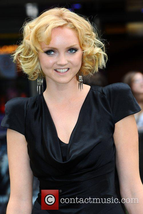 Lily Cole  World Premiere of Snow White...