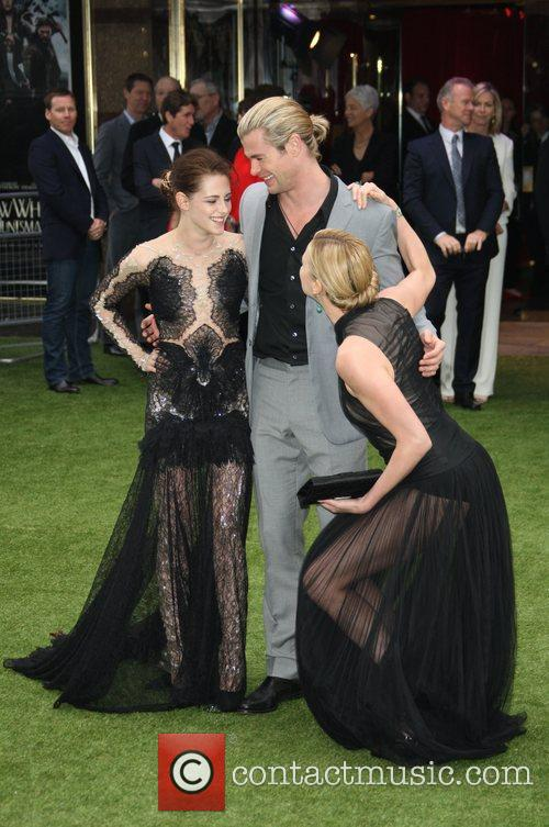 World Premiere of Snow White and the Huntsman...