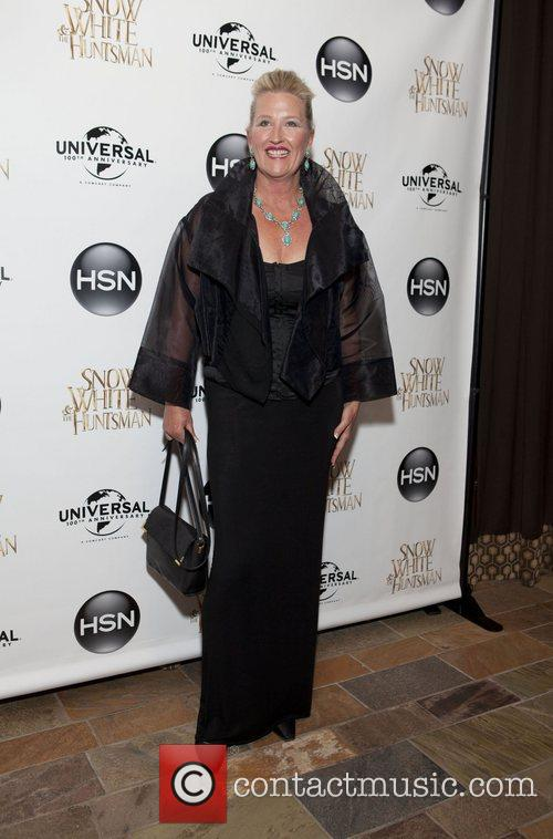 Heidi Daus HSN Universal cocktail reception for 'Snow...