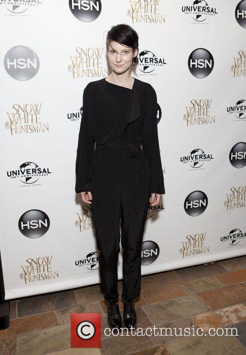 Mandy Coon HSN Universal cocktail reception for 'Snow...