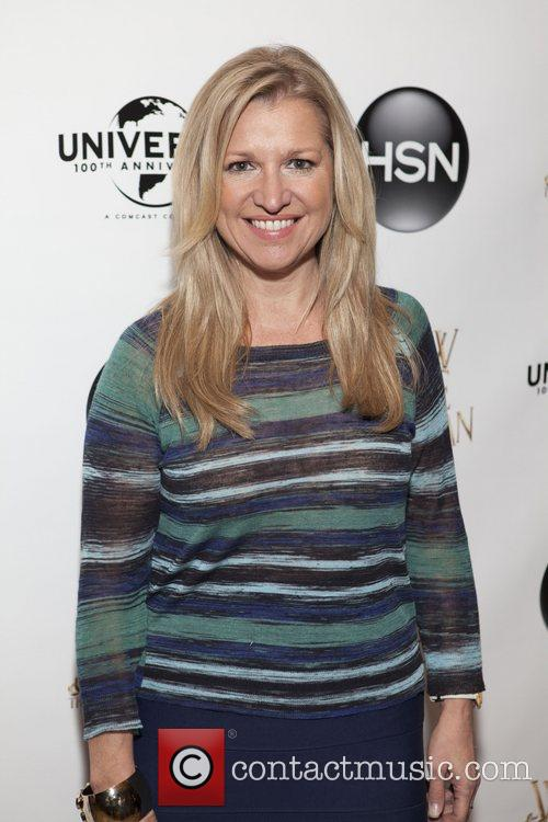 Mindy Grossman HSN Universal cocktail reception for 'Snow...