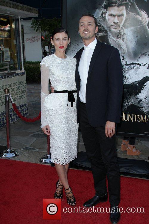 Liberty Ross and Rupert Sanders Snow White & The Huntsman