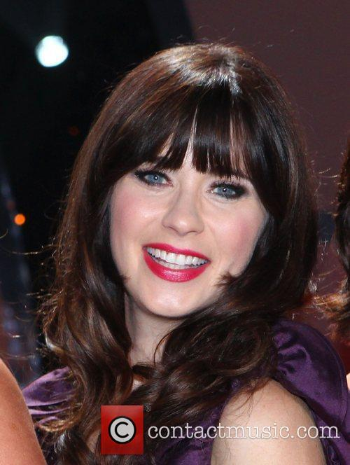 Mary Murphy and Zooey Deschanel 4