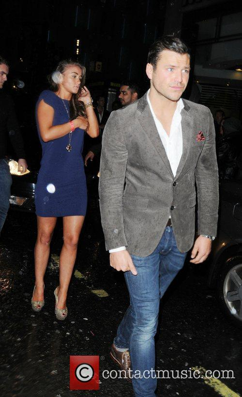 Brooke Vincent, Mark Wright and Cafe De Paris 4