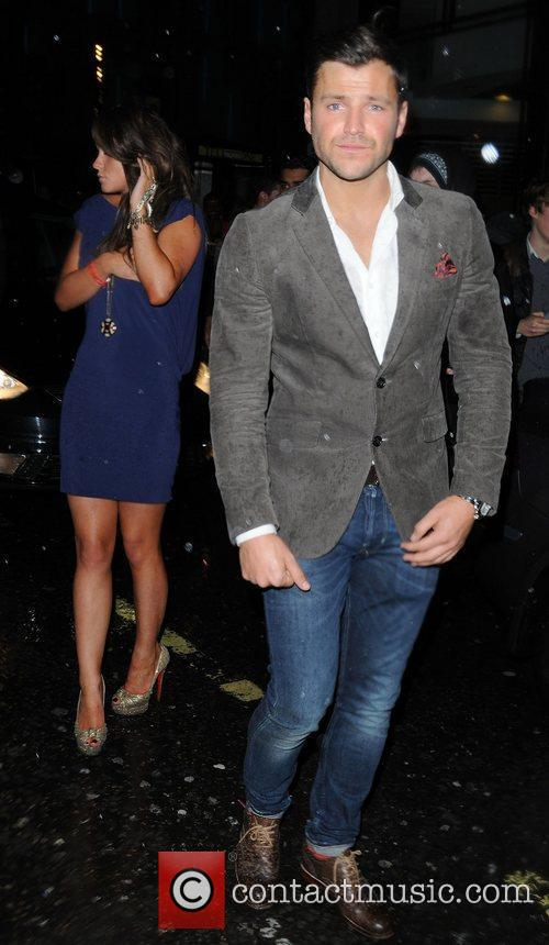 Brooke Vincent, Mark Wright and Cafe De Paris 6