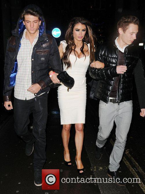 Chloe Sims, Mark Wright and Cafe De Paris 3