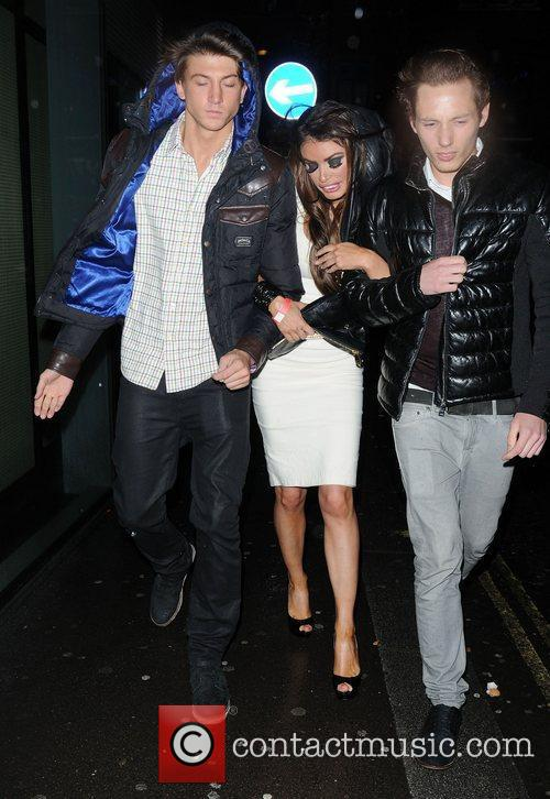 Chloe Sims, Mark Wright and Cafe De Paris 6
