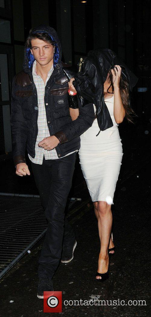 Chloe Sims, Mark Wright and Cafe De Paris 8