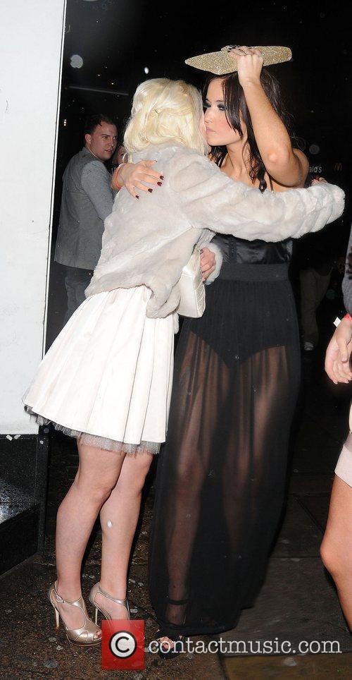 Jacqueline Jossa and Danielle Harold The British Soap...