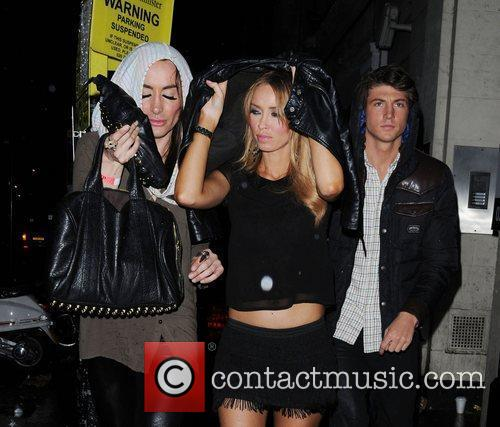 Lauren Pope and Cafe De Paris 2