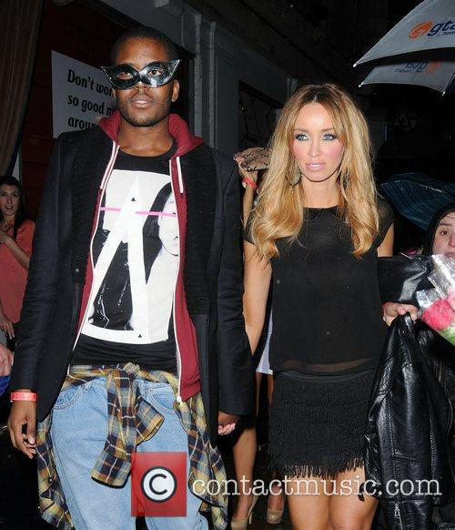 Lauren Pope and Cafe De Paris 3