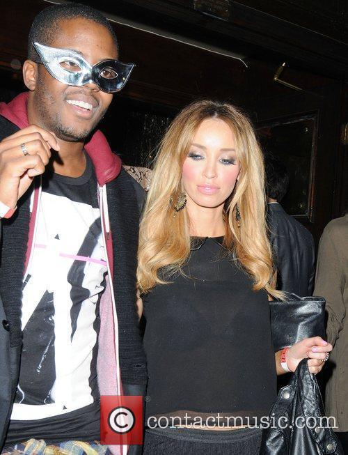 Lauren Pope and Cafe De Paris 4