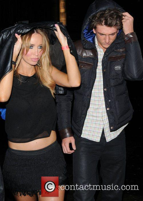 Lauren Pope and Cafe De Paris 1