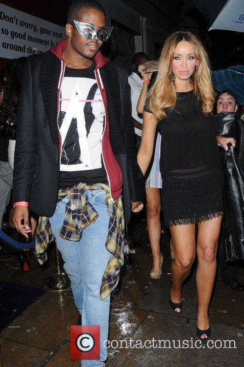 Lauren Pope and Cafe De Paris 6