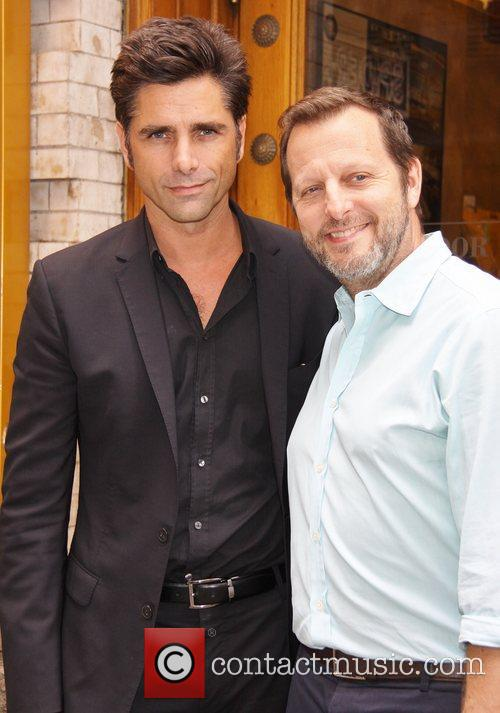 John Stamos and Rob Ashford 2