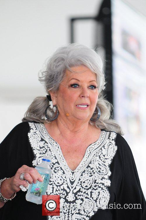 Paula Deen, Sobe Wine And Food Festival