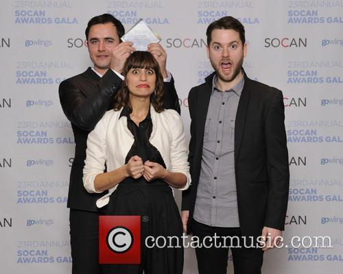 Annual Socan Awards, Gala and Roy Thomson Hall 4