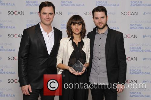 Annual Socan Awards, Gala and Roy Thomson Hall 6