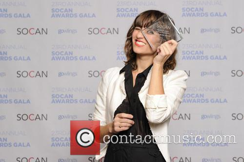 Annual Socan Awards, Gala and Roy Thomson Hall 3